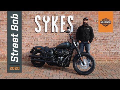 2020 Harley-Davidson Street Bob Walkthrough Talkthrough