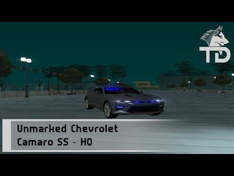 [REL] Unmarked Chevrolet Camaro SS - HQ | IVF