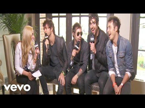 Boys Like Girls - Fuse Interview (Bamboozle 2012)