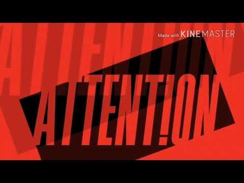 Charlie puth Attention (Marimba remix) ringtone.