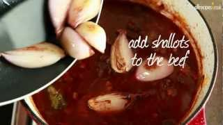 How to make beef bourguignon - Allrecipes.co.uk recipe