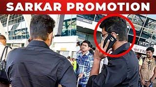 Thalapathy Vijay Visits Hyderabad?