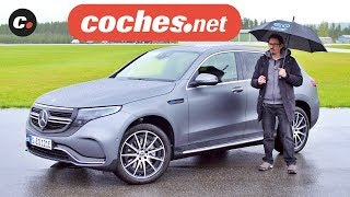 MERCEDES EQC 2019   Primera prueba / Test / Review en español   SUV Eléctrico   coches.net