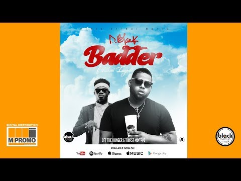 D-Black - Badder ft. Kuami Eugene (Audio Slide)