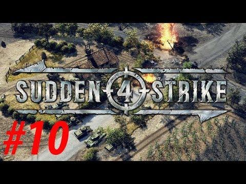 Sudden Strike 4 10 Deutsche Kampagne Mission 4 Die Schlacht um Stalingrad - [ Deutsch | Gameplay ]