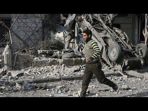 ONU adia decisão sobre cessar-fogo na Síria