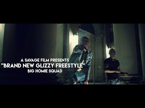 Big Homie Squad- Brand New Glizzy Freestyle | Shot By @SavageFilms91