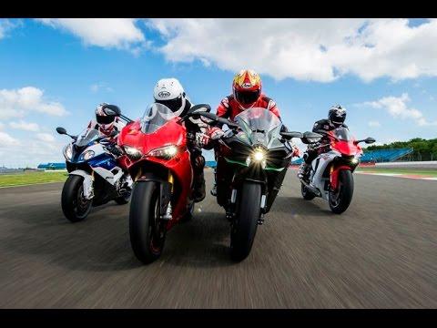 2015 Superbike Showdown Ducati 1299 Panigale S V Bmw S1000rr V