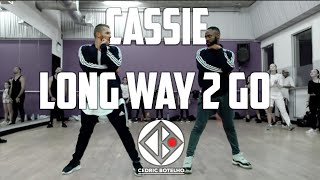 @Cassie - Long way 2 go - Dance choreography by @Cedric_Botelho X @sirtwon