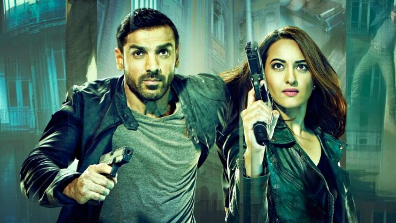 John Abraham Latest Action Hindi Full Movie | Sonakshi Sinha, Abhinay Deo, Genelia