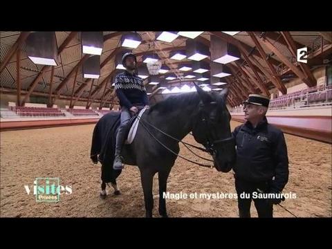 Le Cadre noir de Saumur - Visites privées