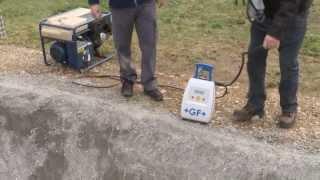 видео Сварочный аппарат для сварки полиэтиленовых труб: параметры и таблицы работы