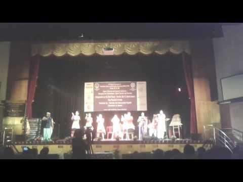 Tiwa dance and song:folk dance of tiwa community of Assam by Jina Rajkumari and her teammates