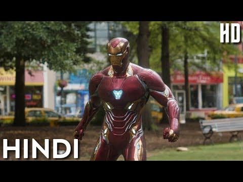 Download Iron Man ALL FIGHT Scenes in Hindi - Avengers Infinity War in Hindi | Ironman vs Thanos Fight