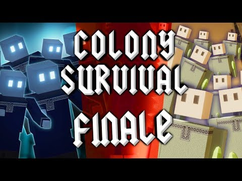 BATTLE OF THE 1000 | Colony Survival