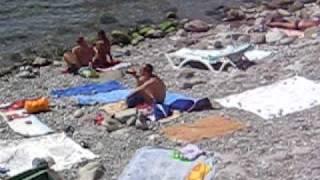 Simeiz, Crimea - Ukraine in the Summer