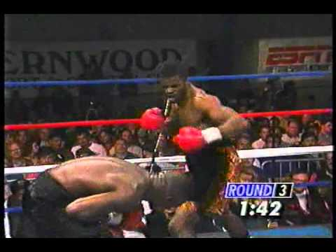 James Toney vs Ricky Thomas Part 1