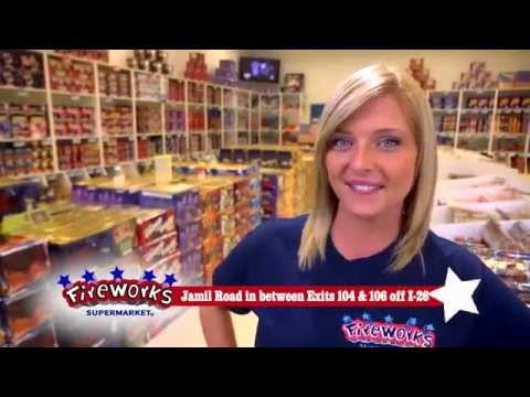 Fireworks Supermarket Columbia South Carolina