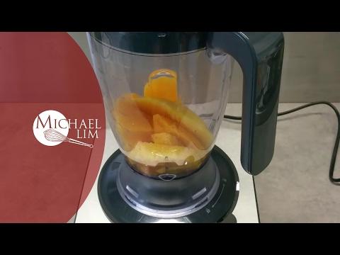 Mango Glaze / Fruit Glaze