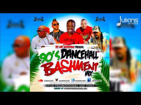 90s Dancehall Bashment Mix by Mr Incredible (The Best Of)