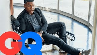 John Boyega Claims There are No Black People in Game of Thrones or Lord of the Rings
