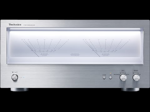technics amplifier wzmacniacz mocy se r1 su r1 wzmacniacz. Black Bedroom Furniture Sets. Home Design Ideas