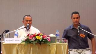 """Nothing Can Beat the Truth"" English Dhamma by A. Prasan ""อะไรจะสู้ความจริงได้"" ฆราวาสธรรม คุณประสาน"