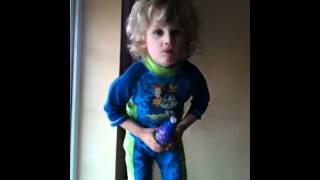 Dexter age 4 diagnosis of severe autism