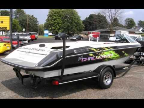 1990 SKI CHALLENGER 2081 for sale in Angola, IN