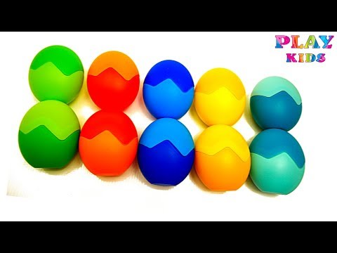 Learn numbers with dinosaurs toys | Numbers counting to 10 | Learn to count for kids | Play kids