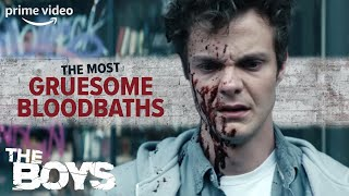 The Boys: Best Bloodbaths | Prime Video