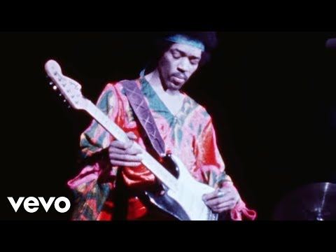The Jimi Hendrix Experience - Purple Haze (Live at the Atlanta Pop Festival)