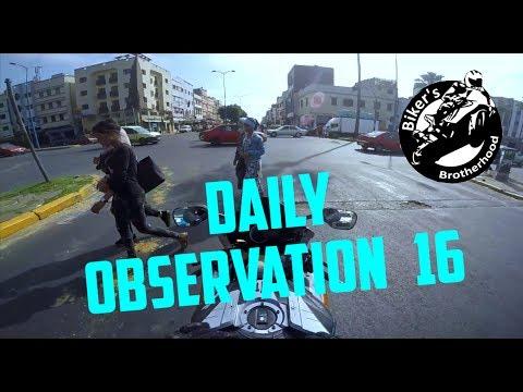 Daily Observations #16 ╩ El Jadida ¶ Casablanca ▲ Taxi ◙ Khoubiiz ◙ Mol L3awd
