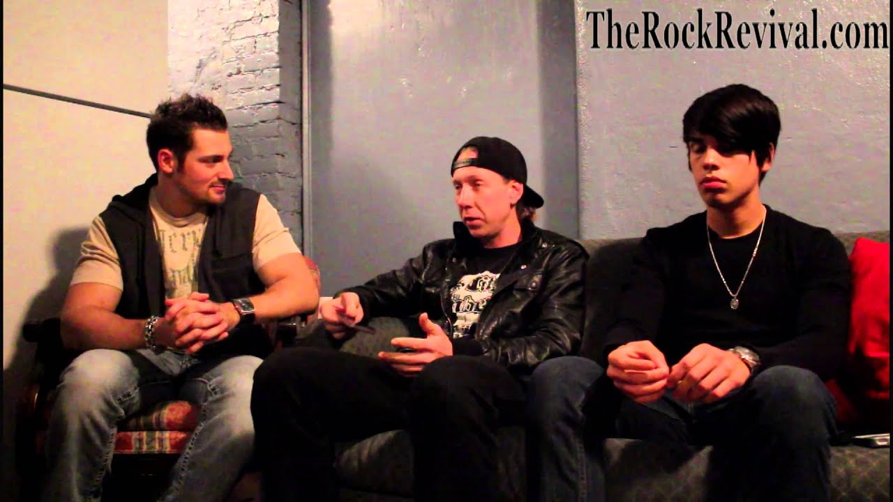 The Red Jumpsuit Apparatus Interview with Randy Winter & Josh ...