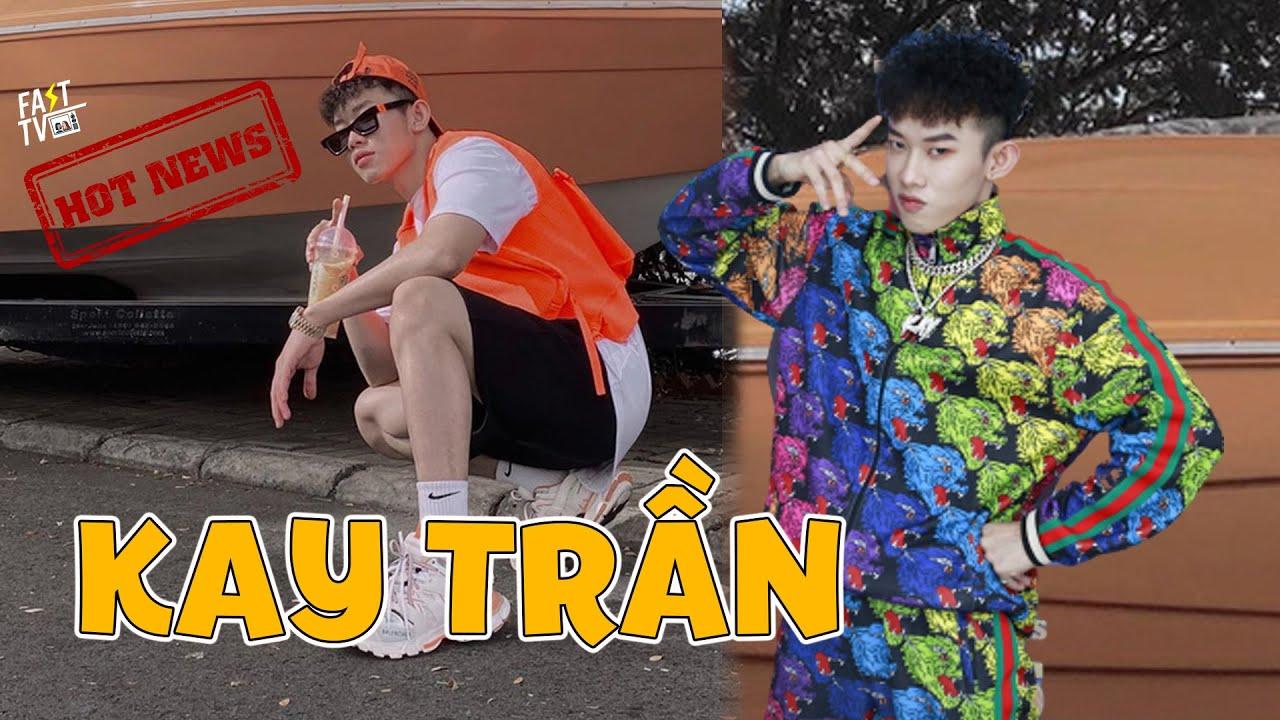 Kay Trần lần đầu lên sóng sau khi về với M-TP Talent của Sơn Tùng, netizen bùng nổ!