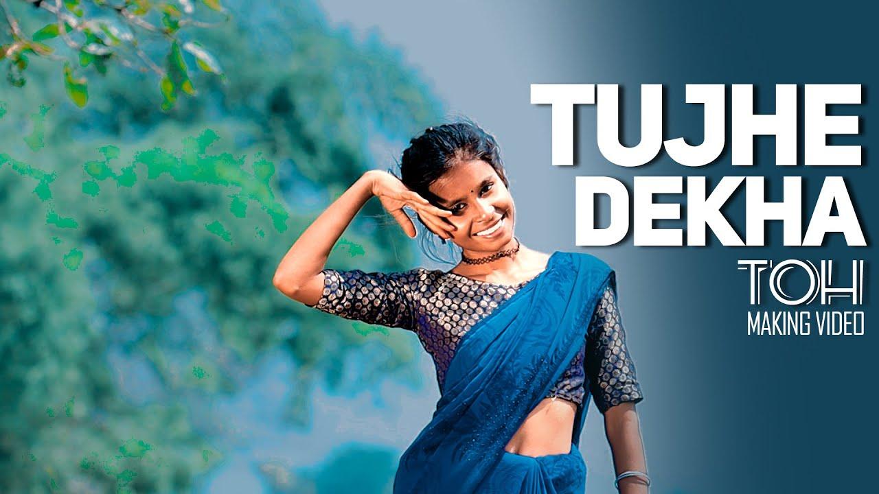 Tujhe Dekha Toh | Sadri dance video | Breakup Boyzz| Making