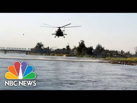 Dozens Drowned In Mosul Ferry Disaster | NBC News