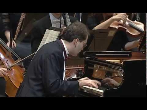 Brahms Piano Concerto No.1. in D Minor - 1st movement - Dénes Várjon - Gábor Takács-Nagy