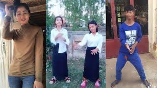 ក្បាច់រាំបែកស្លុយ 2019 , tik tok 2019 , Best Khmer Tik Tok Videos Collection , តិកតុក2019 #43