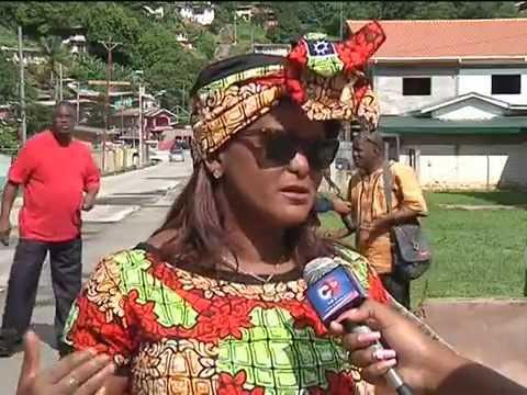 Siera Leone Road Trinidad & Tobago