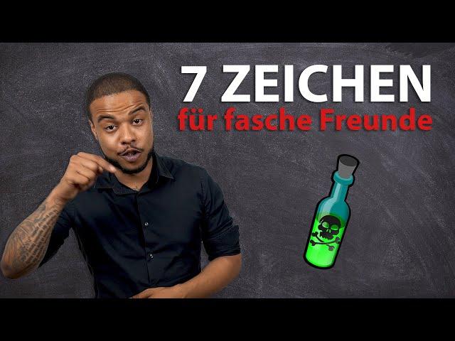 7 Zeichen für FALSCHE FREUNDE