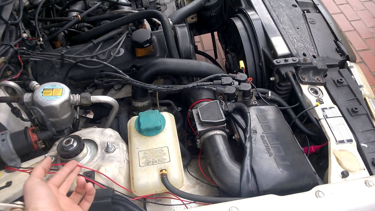 volvo 940 turbo wagon wasted spark conversion distributorless b230ft ezk117 buchka spark board [ 1280 x 720 Pixel ]