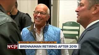 Reds announcer Marty Brennaman retiring