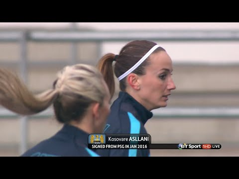 FA WSL. Manchester City Women - Arsenal Ladies FC (28/03/2016)