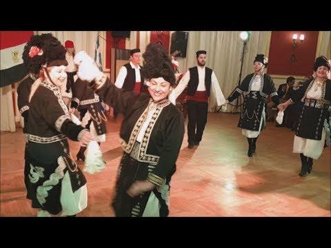 Εορτασμός της επετείου της 25ης Μαρτίου στο Ελληνικό Κέντρο Καΐρου