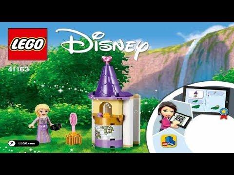 LEGO Instructions - Disney Princess - 41163 - Rapunzel's Small Tower