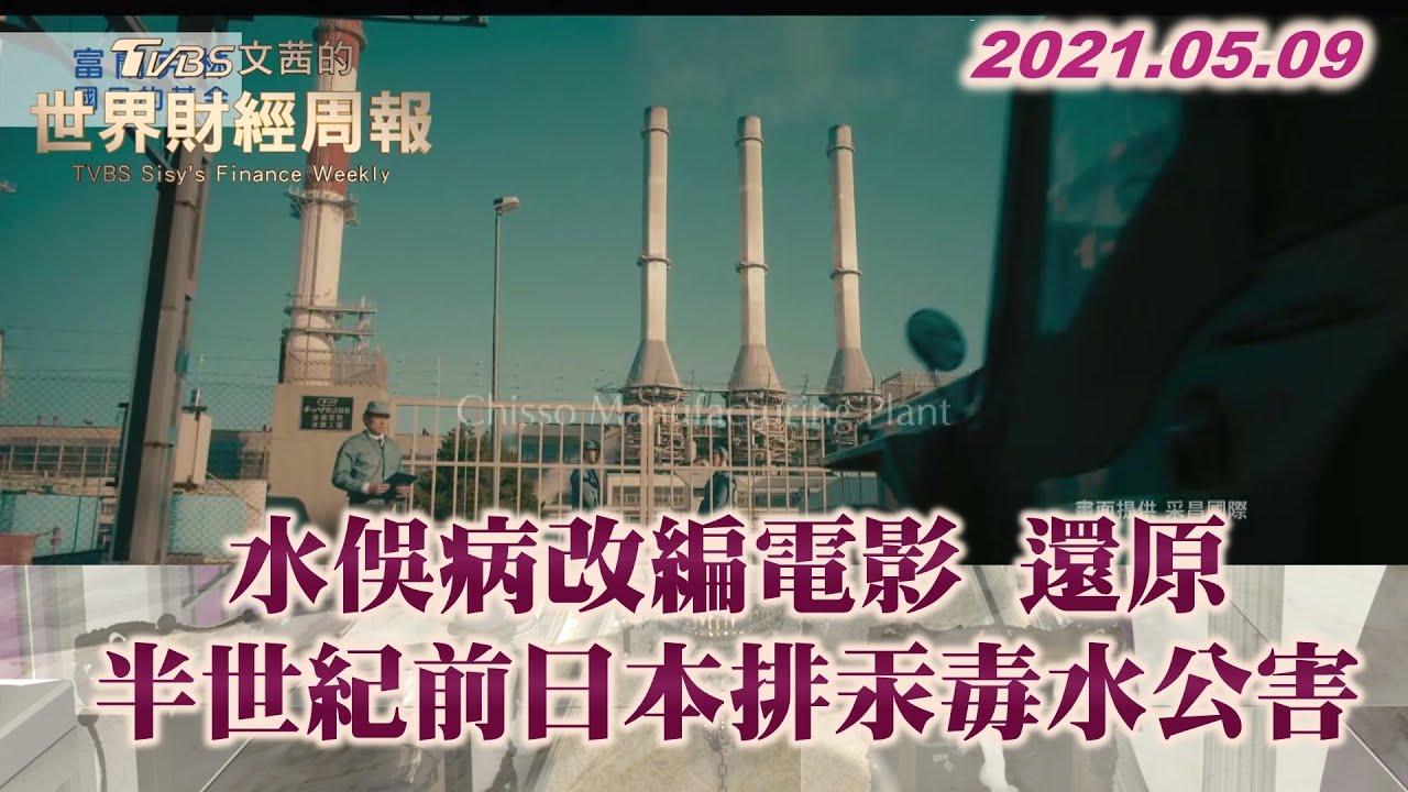 水俁病改編電影 還原半世紀前日本排汞毒水公害 TVBS文茜的世界財經周報 20210509 X 富蘭克林‧國民的基金