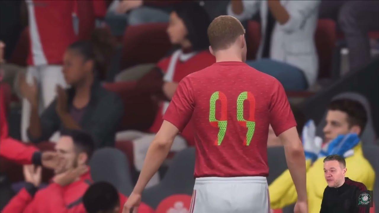 GOLDBRIDGE FIFA 21 TRY NOT TO LAUGH CHALLENGE