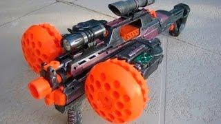 видео Игрушки для мальчиков > Оружие > Бластеры, автоматы, пистолеты с пульками > Оружие с пульками