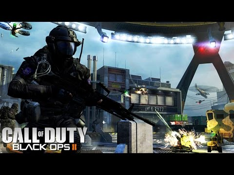 Call Of Duty Black Ops 2 RUN & GUN FUN - COD BO2 Domination & Party Games - Call Of Duty